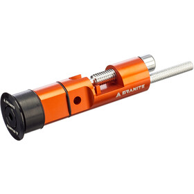 Granite Stash Chain Tool for Handlebar Storage orange